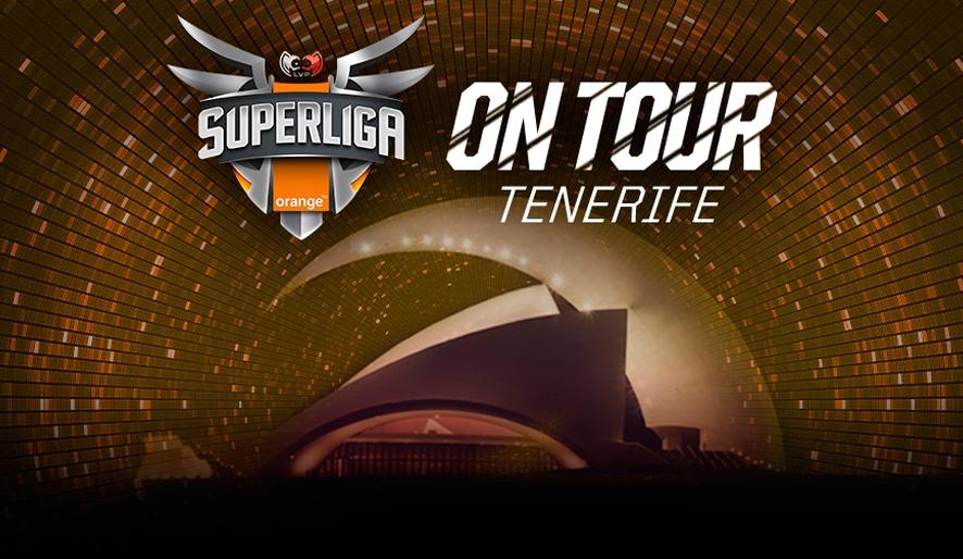 ¡Nos vemos en Tenerife!