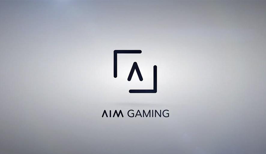 Resultado de imagen de aim gaming logo
