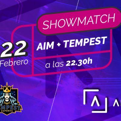Showmatch AIMer de Overwatch