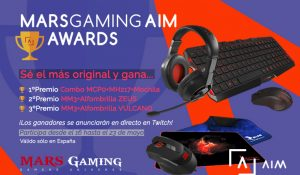 Mars Gaming AIM Awards