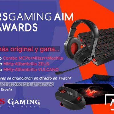 Mars Gaming AIM Awards