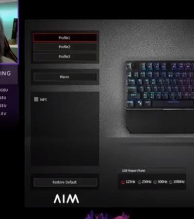 Aprende a configurar las macros de tu teclado AIM