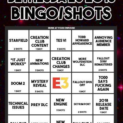 Bingos E3 2018