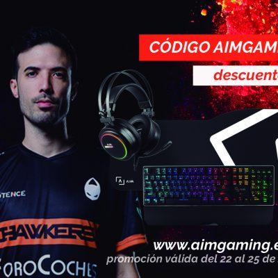 El AIM llega a Gamergy