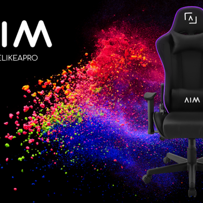 Silla Gaming Profesional AIM